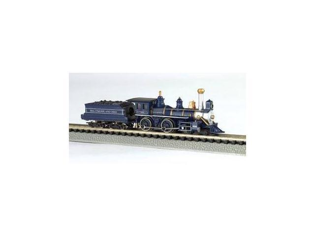 Bachmann Williams BAC51144 Ho American 4-4-0 Steam Loco B and O