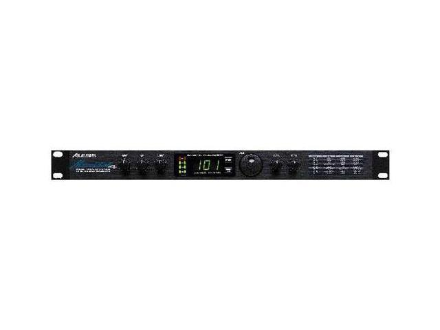 Alesis MICROVERB4 ALESIS RACK MOUNT REVERB EFFECTS