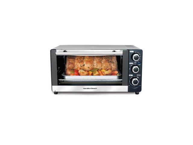 Hamilton Beach 31409 6 Slice Toaster Oven
