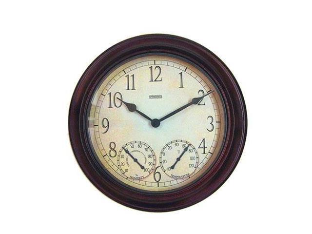 Taylor 91579 Sf 14 Inch Metal Garden Clock