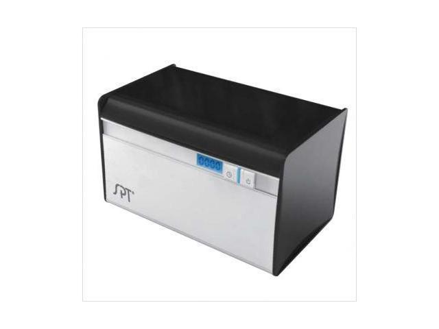 2.5c Ultrasonic Cleaner - Black By Sunpentown
