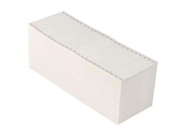 Maco M42-451 Label 3 1/2 x 15/16  White