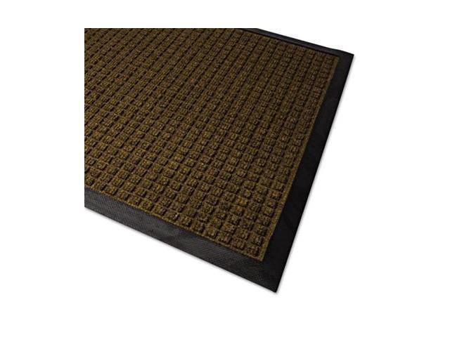 Guardian                                 WaterGuard Wiper Scraper Indoor Mat, 36 x 60, Brown