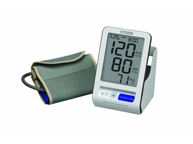 Veridian Healthcare CH-456 Citizen Self-Storing Arm Digital Blood Pressure Monitor