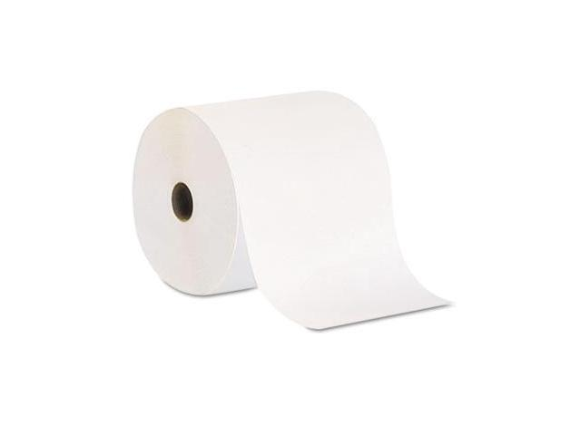 Georgia Pacific 26601 Envision High-Capacity Nonperforated Paper Towel, 7-7/8 x 800', White, 6/Carton