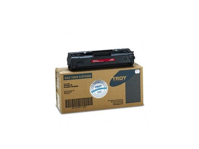 TROY 02-81036-001 1320 MICR Toner Secure Cartridge (2,500 Yield) (Compatible with HP LaserJet  1160/1320 Printers, HP Toner OEM# Q5949A)