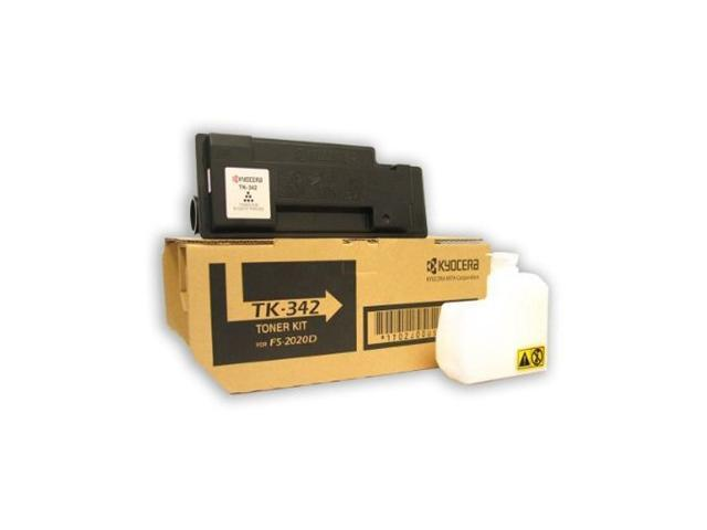 KYOCERA TK-342 Printer / Fax - Cartridges / Drums                           Black