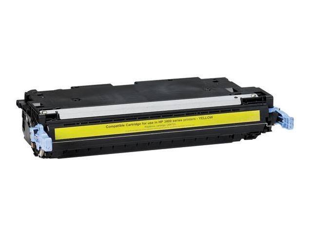 Katun KP33962 Compatible Yellow Toner Cartridge Q7582A 6k Yield