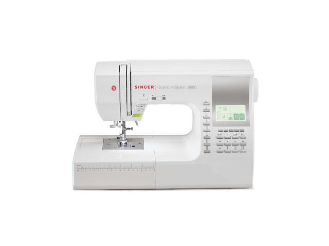 Singer Sewing Co 9960 Singer 9960 Quantum Stylist