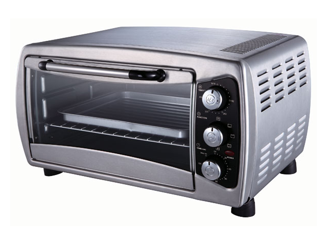 Sunpentown Stainless Countertop Convection Oven SO-1006