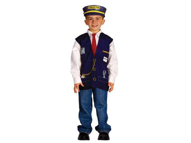 Aeromax TTRC My 1st Career Gear Train Conductor, ages 3-5