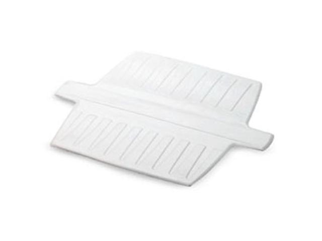 Rubbermaid 1297arwht twin sink divider mat white - Rubbermaid kitchen sink divider mats ...