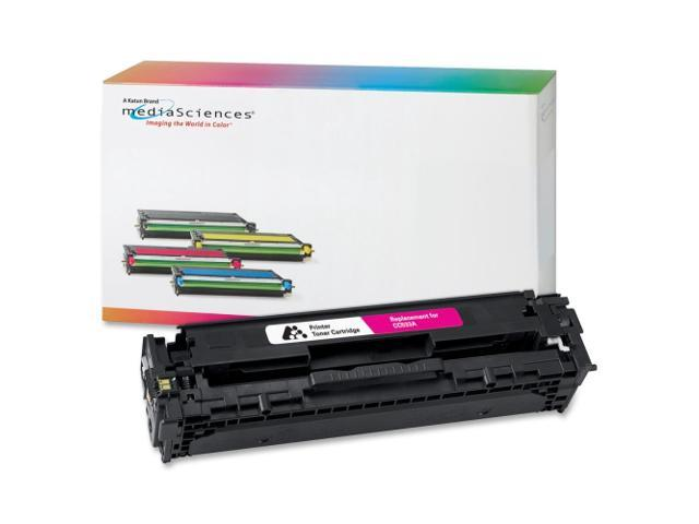 Media Sciences MDA40914 Toner Cartridge, 304A, 2,800 Page Yield, Magenta