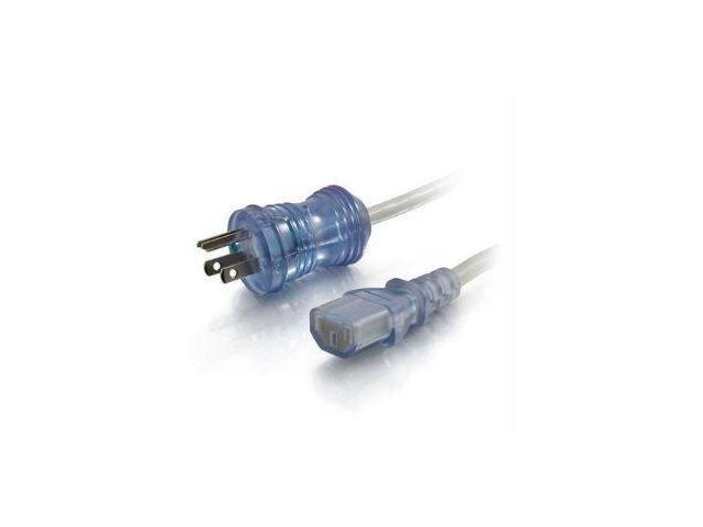 C2g Power Cord - Power Nema 5-15-p - Female - Power Iec 320 En 60320 C13 - Male - 2