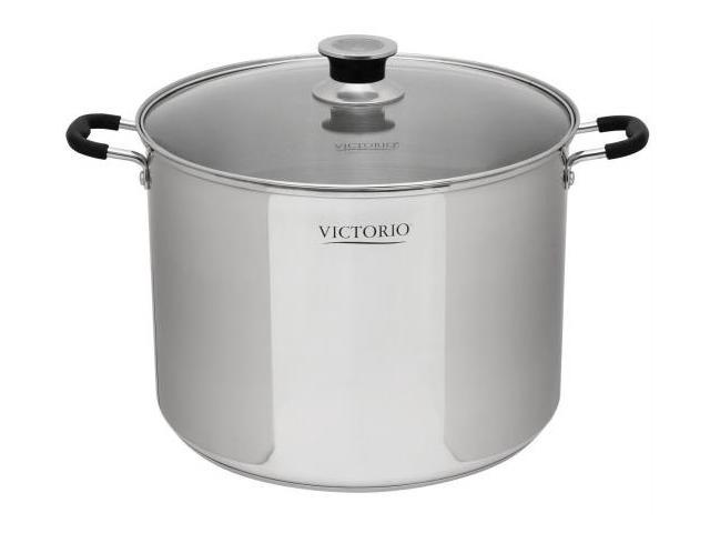 Victorio VKP1130 Multi-Use Stainless Steel Canner