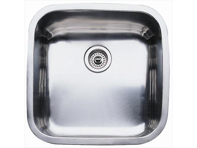 Blanco Usa Sinks : Blanco America 440158 Super Supreme Undermount Stainless Steel Single ...