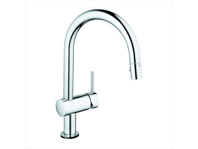 grohe america 31359000 minta touch 1 handle electronic