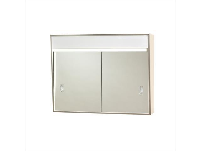Zenith Products 701l 24 In Economy Lighted Sliding