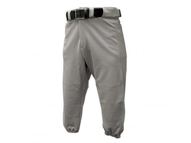 Franklin Sports 10365 Youth Classic - Extra Small fit Deluxe Baseball Pants, Gray