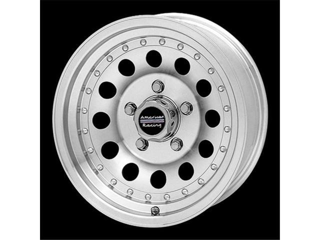 Wheel Pros AR625762 Outlaw Ii Wheel - Machined With Clearcoat, 5 x 4.75