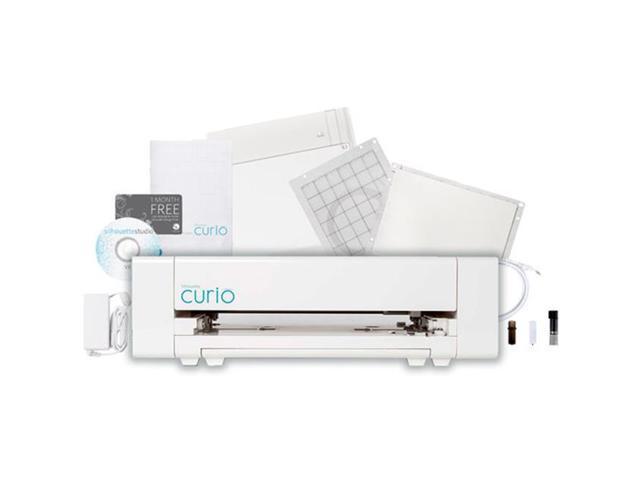 silhouette curio cutting machine