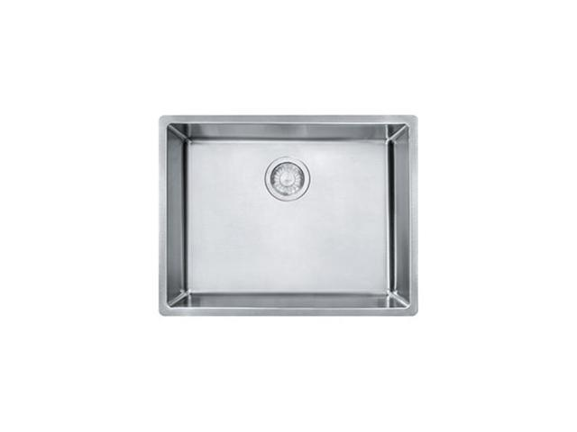 Franke CUX11021 Cube Drop In & Undermount Stainless Steel Kitchen ...