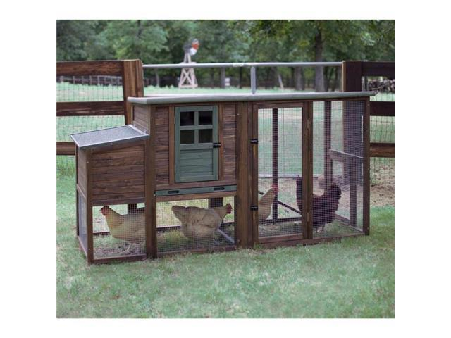 precision pet products hen house ii chicken coop with roosting bar - Precision Pet Products