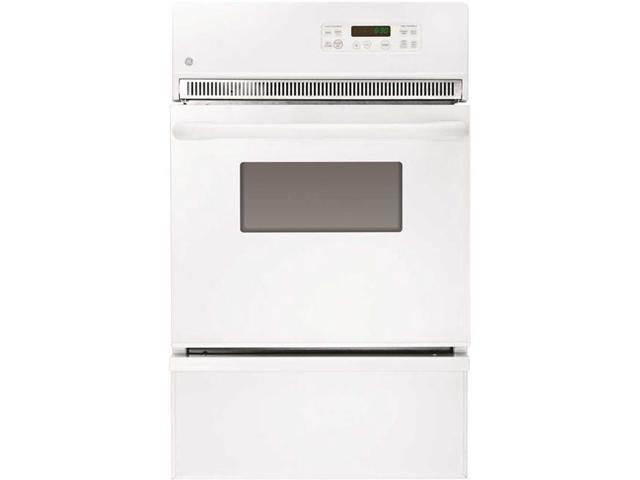 Ge Jgrp20Wejww Ge 24 In. Built-In Gas Oven  2.7 Cu. Ft.  White