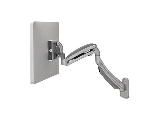 Chief K1 Wall MNT Single Display 2l Arm Silver