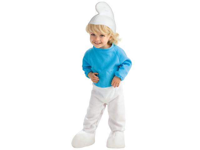 Baby and Toddler Smurf Costume - Baby Smurfs Costumes