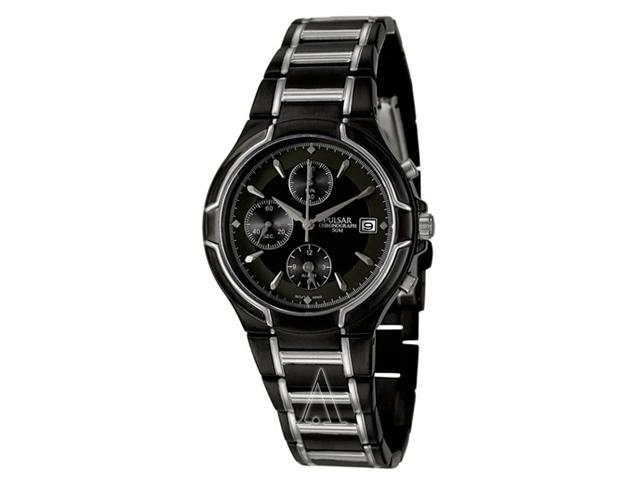 Pulsar Alarm Chrono Men's Quartz Watch PF3547