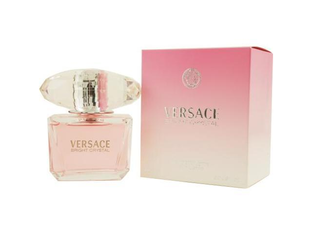 VERSACE BRIGHT CRYSTAL by Gianni Versace EDT SPRAY 3 OZ for WOMEN