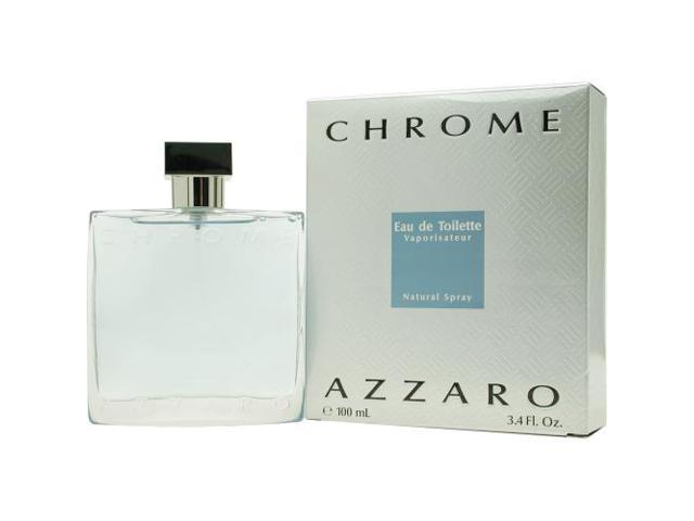 CHROME by Azzaro EDT SPRAY 6.8 OZ for MEN
