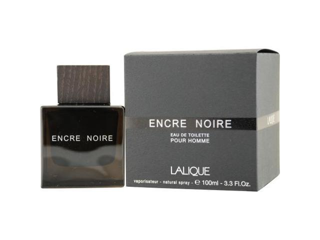 ENCRE NOIRE LALIQUE by Lalique EDT SPRAY 3.3 OZ for MEN