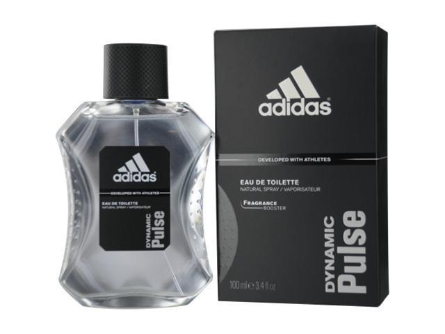 Adidas Dynamic Pulse by Adidas EDT Spray 3.4 Oz (Developed With Athletes) for Men