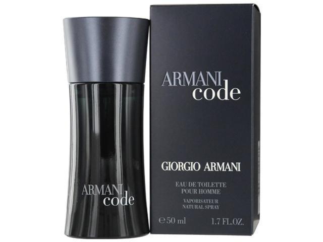Armani Code by Giorgio Armani 1.7 oz EDT Spray