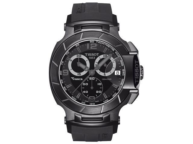 Tissot T-Race Chronograph Quartz Sport Mens Watch T0484173705700