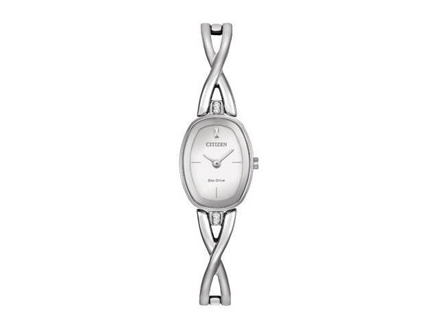 Citizen Eco-Drive Silhouette Ladies Watch EX1410-53A