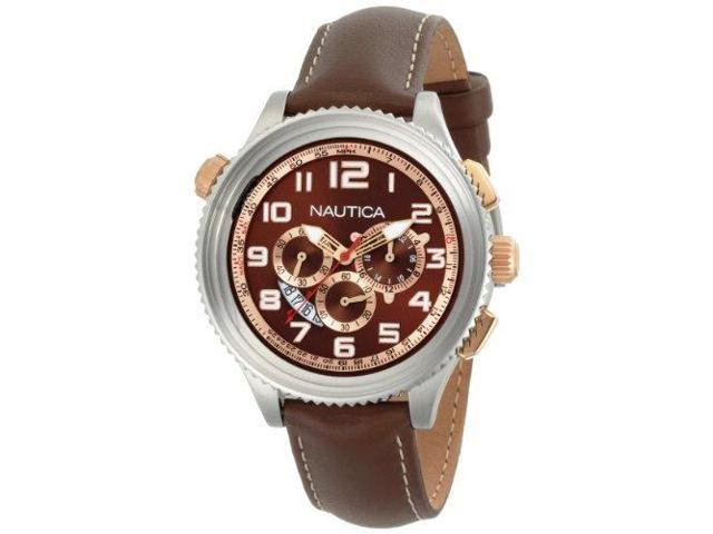 Nautica OCN 46 Chronograph Mens Watch N25014G
