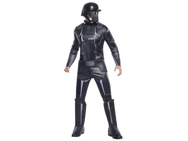 Rogue One: A Star Wars Story Death Trooper Super Deluxe Child Costume Medium
