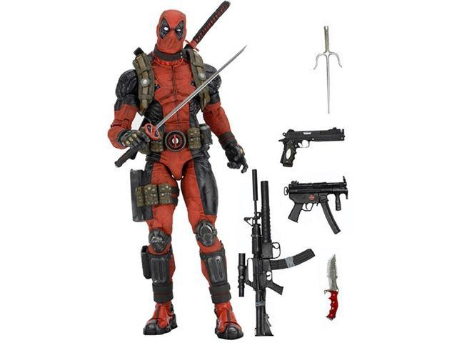 Marvel Deadpool 1/4th Scale Action Figure