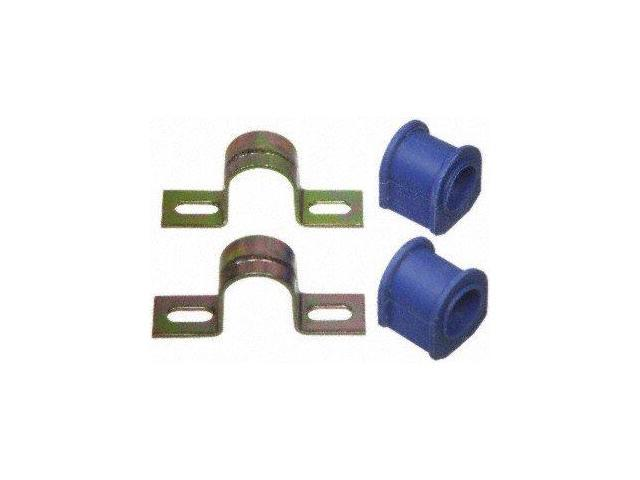Moog K7328 Suspension Stabilizer Bar Bushing Kit, Front, Rear