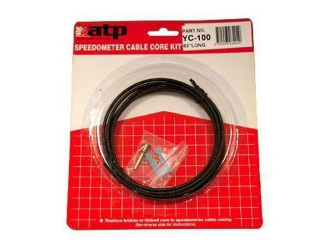 ATP Automotive YC-100 Speedometer Cable Make Up Kit