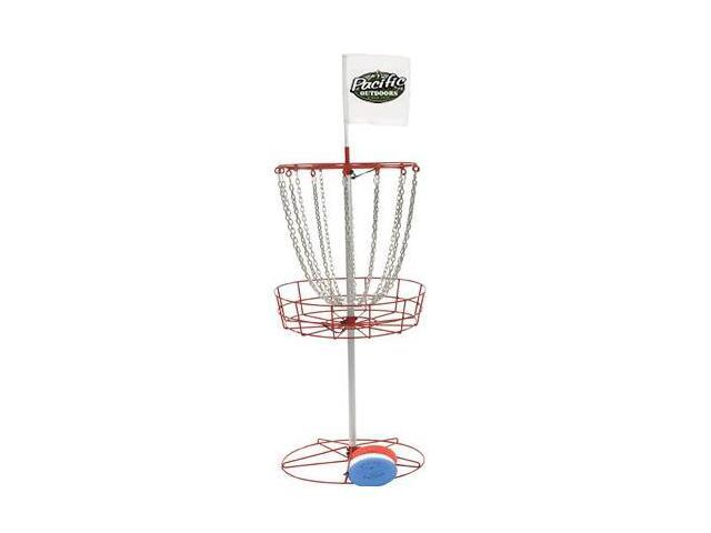InStep Frisbee Disc Golf Goal with 3 Discs (DG200)