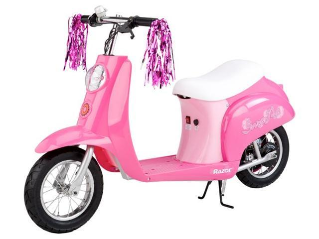 Razor Pocket Mod Euro Girls Electric Scooter Sweet Pea