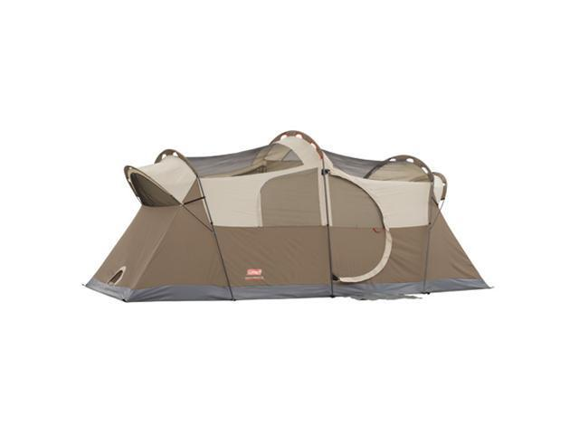NEW COLEMAN WeatherMaster 10 Person Family Camping Tent