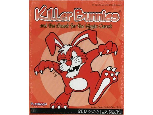 Killer Bunnies Red Booster Expansion