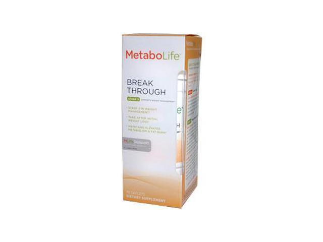 MetaboLife, Break Through 90 Caplets
