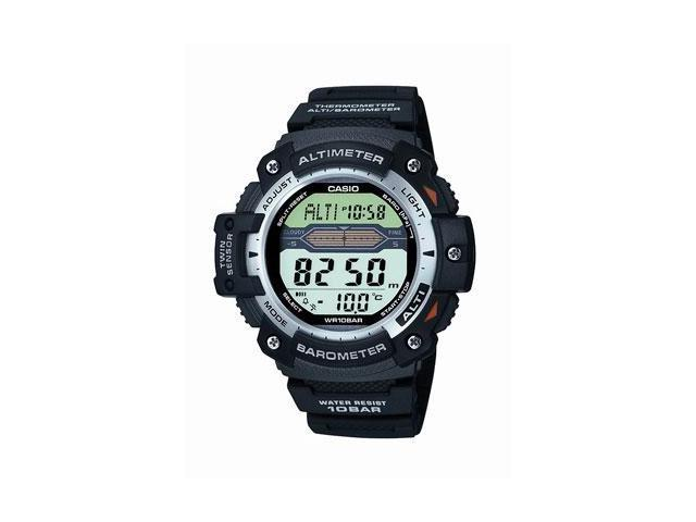 Casio Men's SGW300H-1AV Twin Sensor Multi-Function Digital Sport Watch