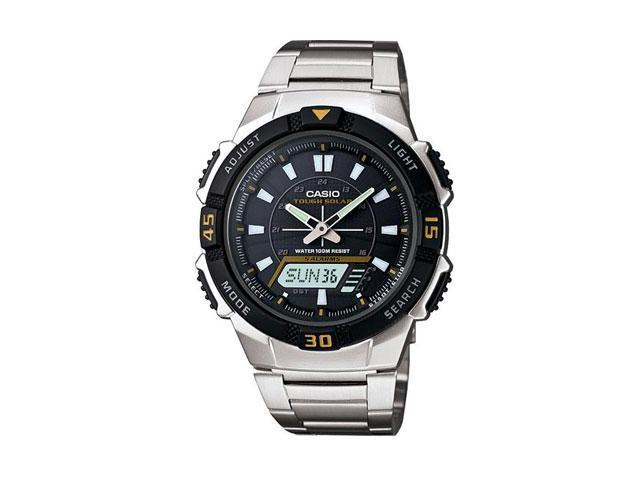Men's Casio Tough Solar World Time Watch AQS800WD-1EV